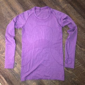 lululemon athletica Swiftly Tech Long Sleeve Crew